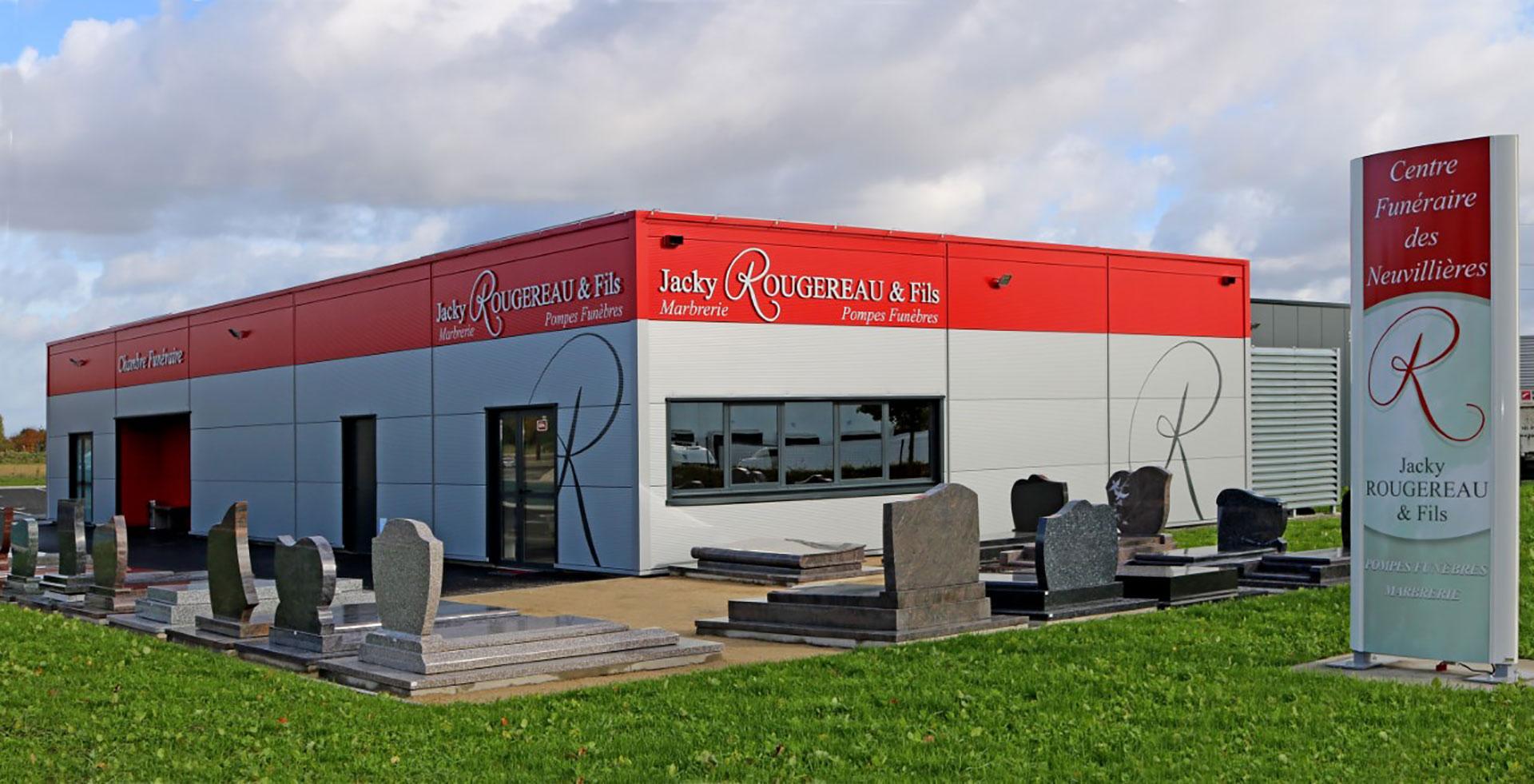 centre funéraire jacky rougereau